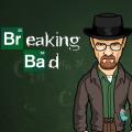 Breaking Bad Cartoon Characters