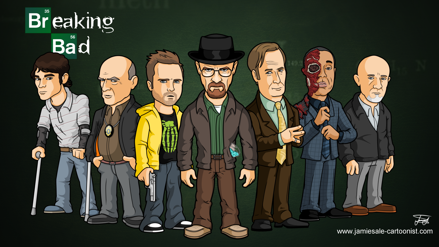 breaking bad charaktere