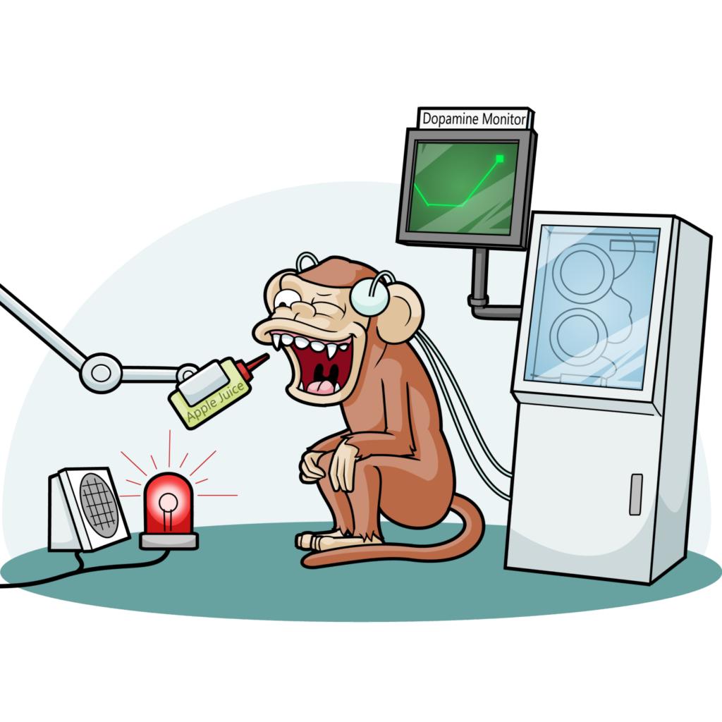 Cartoon Test Monkey