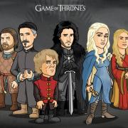Game of Thrones Cartoons