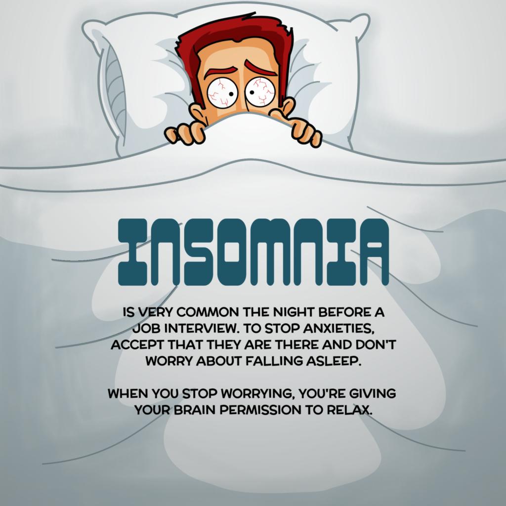 Insomnia Motivational Cartoon