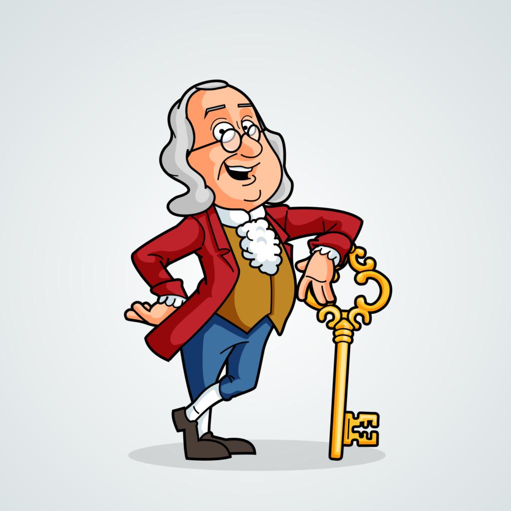 American Cartoon Character