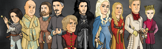 10 Game of Thrones Cartoons