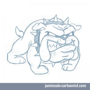 cartoon-bulldog-drawing