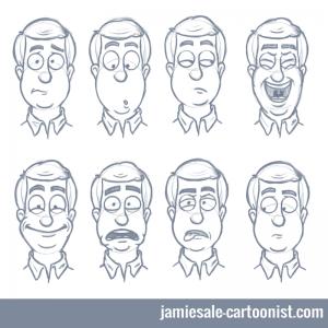 cartoon-emotions-drawing