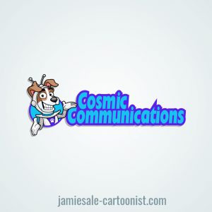 cartoon-logo-dog