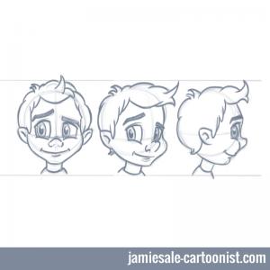 faces-model-sheet-sketch