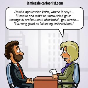 Funny Comic Artist