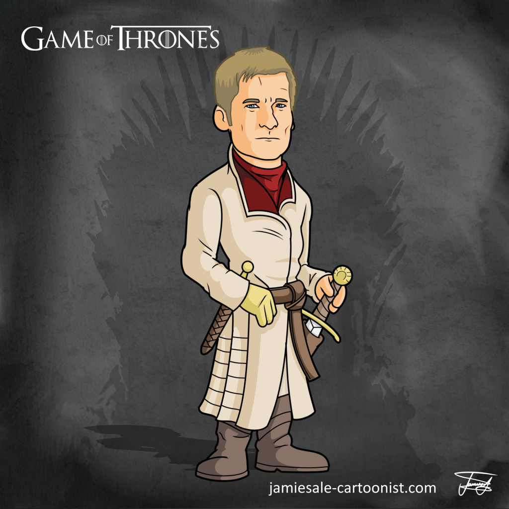 Jaime Lannister Cartoon