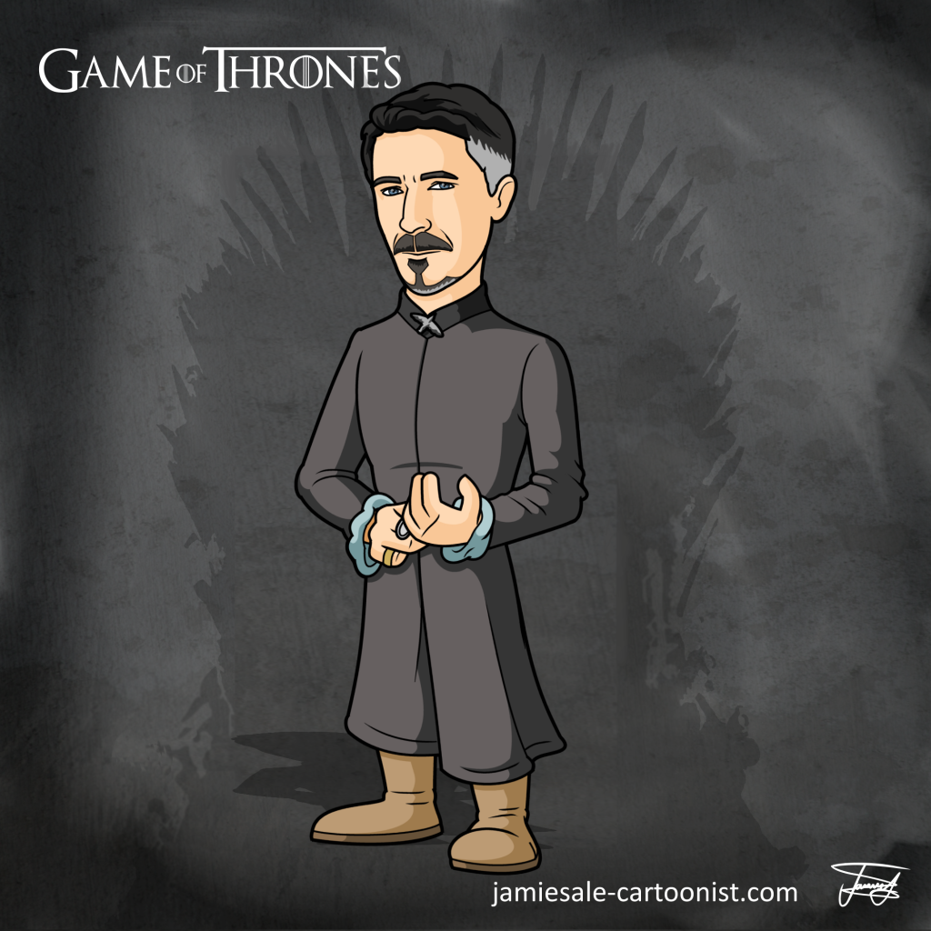 Petry Baelish Littlefinger Cartoon