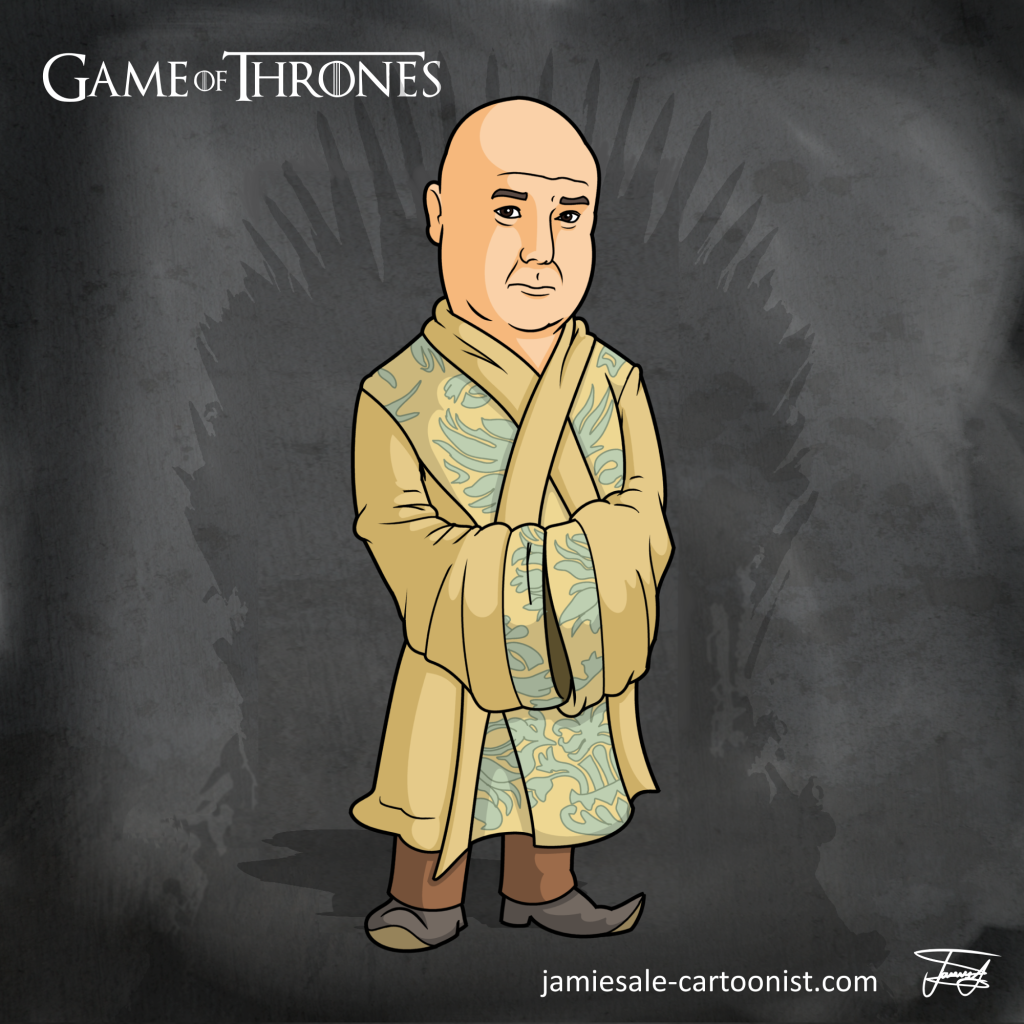 Lord Varys Cartoon